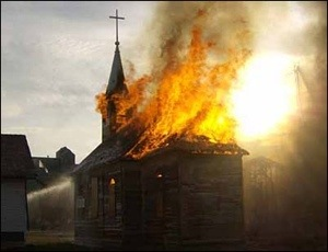 Trying Not to Burn it Down: Managing Change in the Church