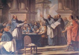St. Augustine and the Donatists