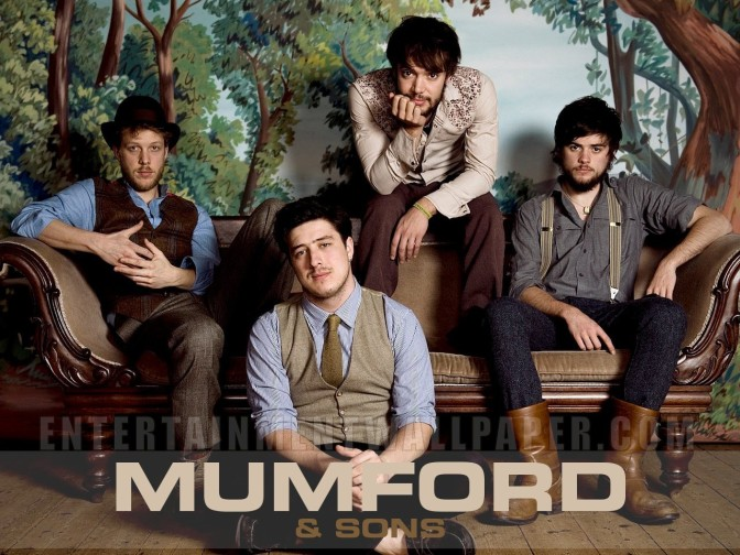I wish Mumford & Sons Would Play at My Church