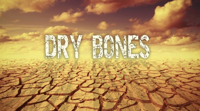 Lazarus in the Valley of Dry Bones