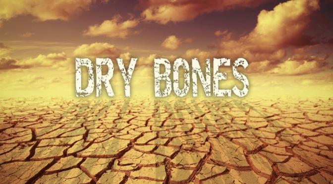 Lazarus in the Valley of Dry Bones