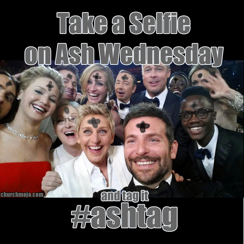 This Ash Wednesday I Can T Do Ashes To Go Or Ashtag The Millennial Pastor