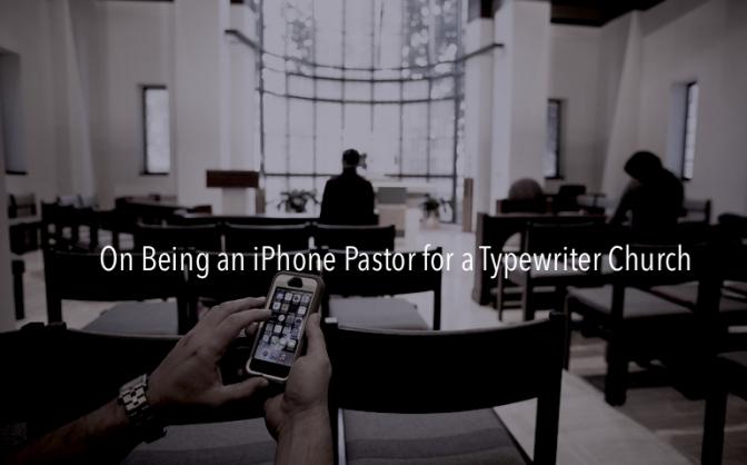 iphone millenial