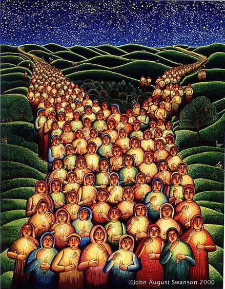 Colliding with All Saints – Making All Things New