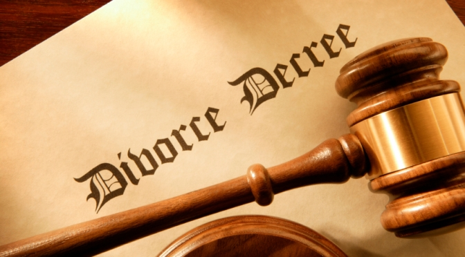 When Jesus talks about divorce, he is not talking about divorce