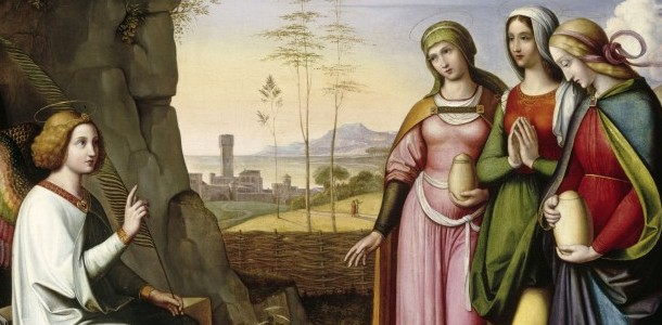 How the Risen Christ also Busts Sexism