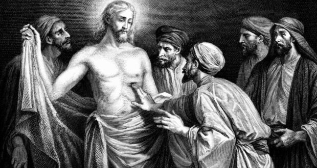 Doubting Thomas is not a scientist looking for evidence