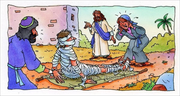The Widow's Dead Son and Interrupting Jesus