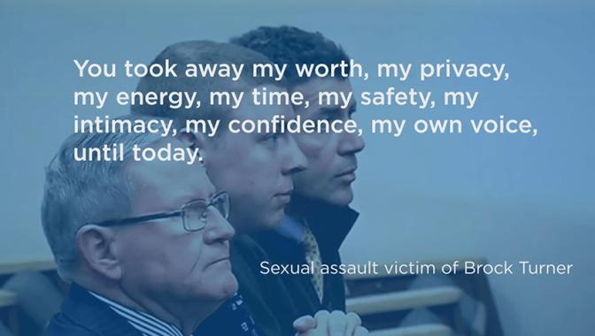 The Stanford Rape Victim, Jesus and Forgiveness
