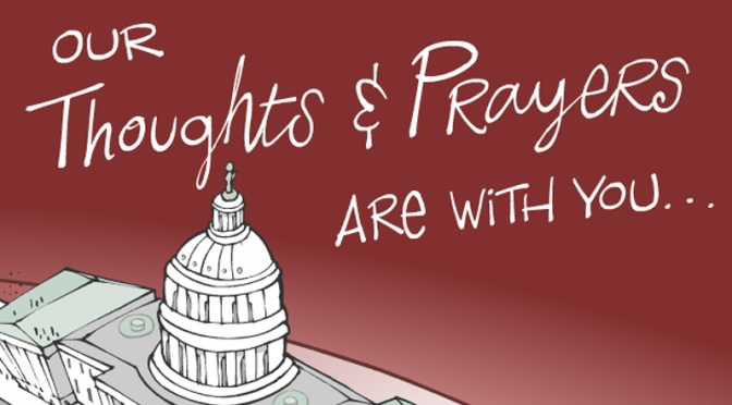 Why 'Thoughts and Prayers' Don't seem to Work