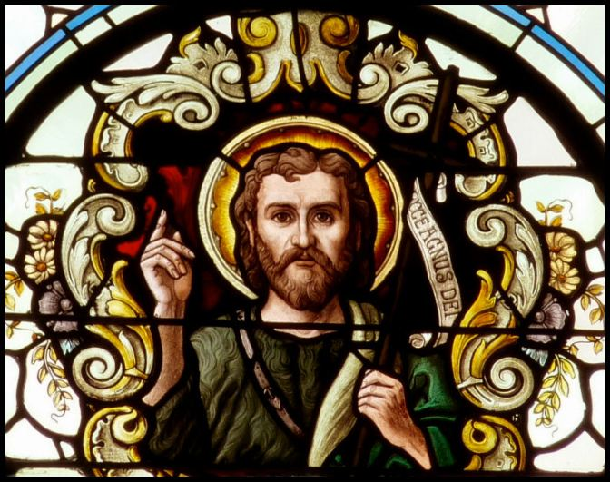 John the Baptist, Rejecting Society and Honest Preaching