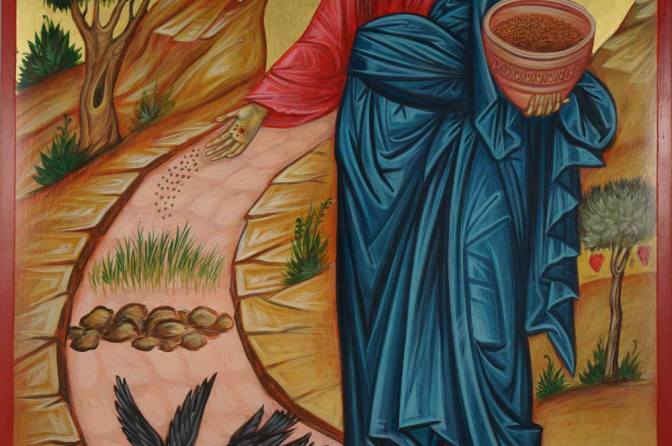 The parable of the sower – The soil is not the point