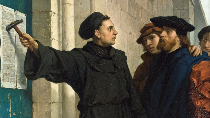 Reformation 500 – The Next 500 years