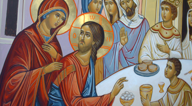 The Resurrection of the Wedding of Cana
