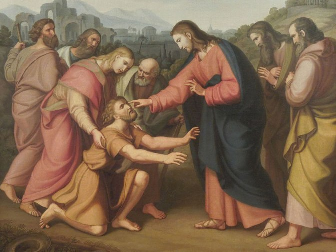 Not THE Transfiguration Story, but A Transfiguration Story