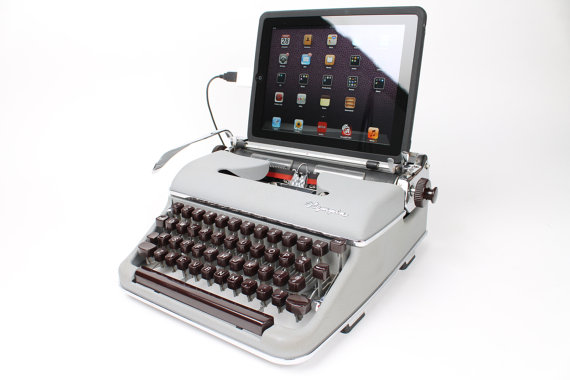Video: On Being an iPhone Pastor for a Typewriter Church