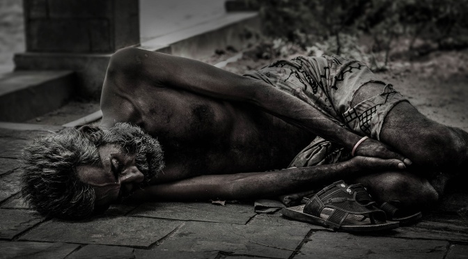 The fifth parable of the lost – it is not about rich or poor