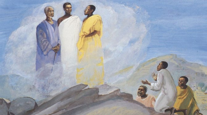 Transfiguration from the Valley